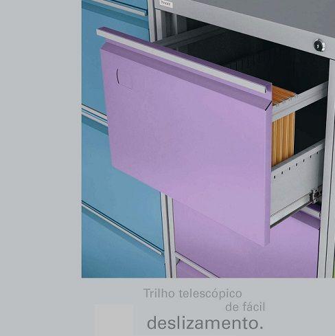 Arquivo de Aço 2 Gavetas AP OF 2SLTCM