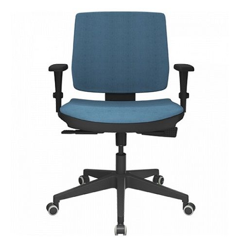 Cadeira Executiva Brizza Soft Giratória Base Nylon