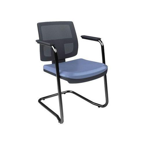 Cadeira Executiva Brizza Tela Fixa Contínua