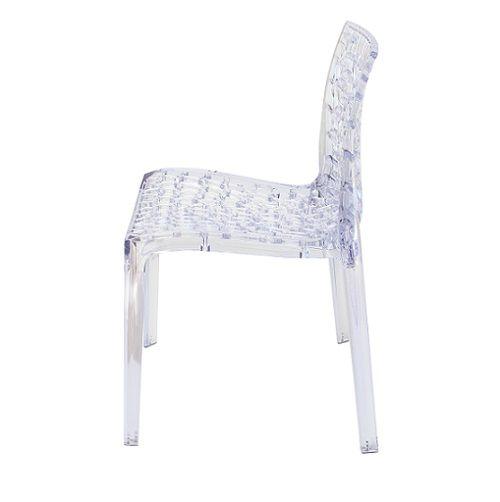 Cadeira Gruvyer Policarbonato