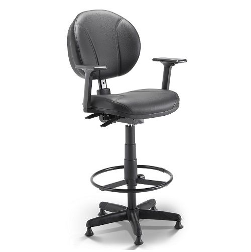 Cadeira Operativa Executiva Tipo Caixa Backita Ergonômica