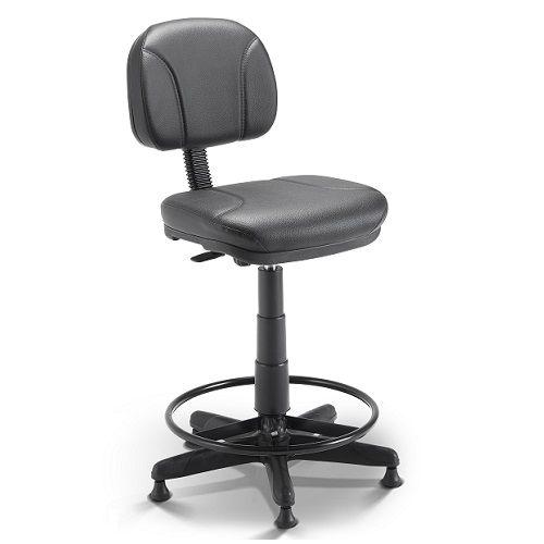 Cadeira Operativa Secretária Tipo Caixa