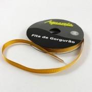Fita de Gorgurão Aquarela - 6/7mm - 10m