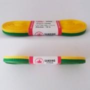 Fita de Gorgurão Sanding Brasil - 1/7mm - 10m