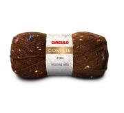 Lã Confete - 100g