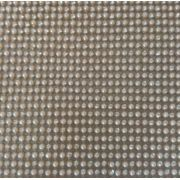 Manta de strass termocolante com perola 10x45 - 3 mm
