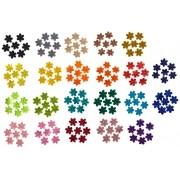 Mini Flor Prensada - 10 unidades