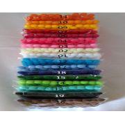 Pompom Solto Luli 1cm - pacote com 100 Unidades