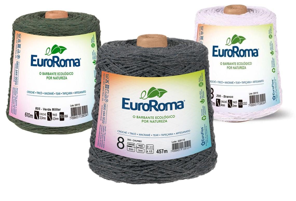 Barbante EuroRoma 8 - 600g