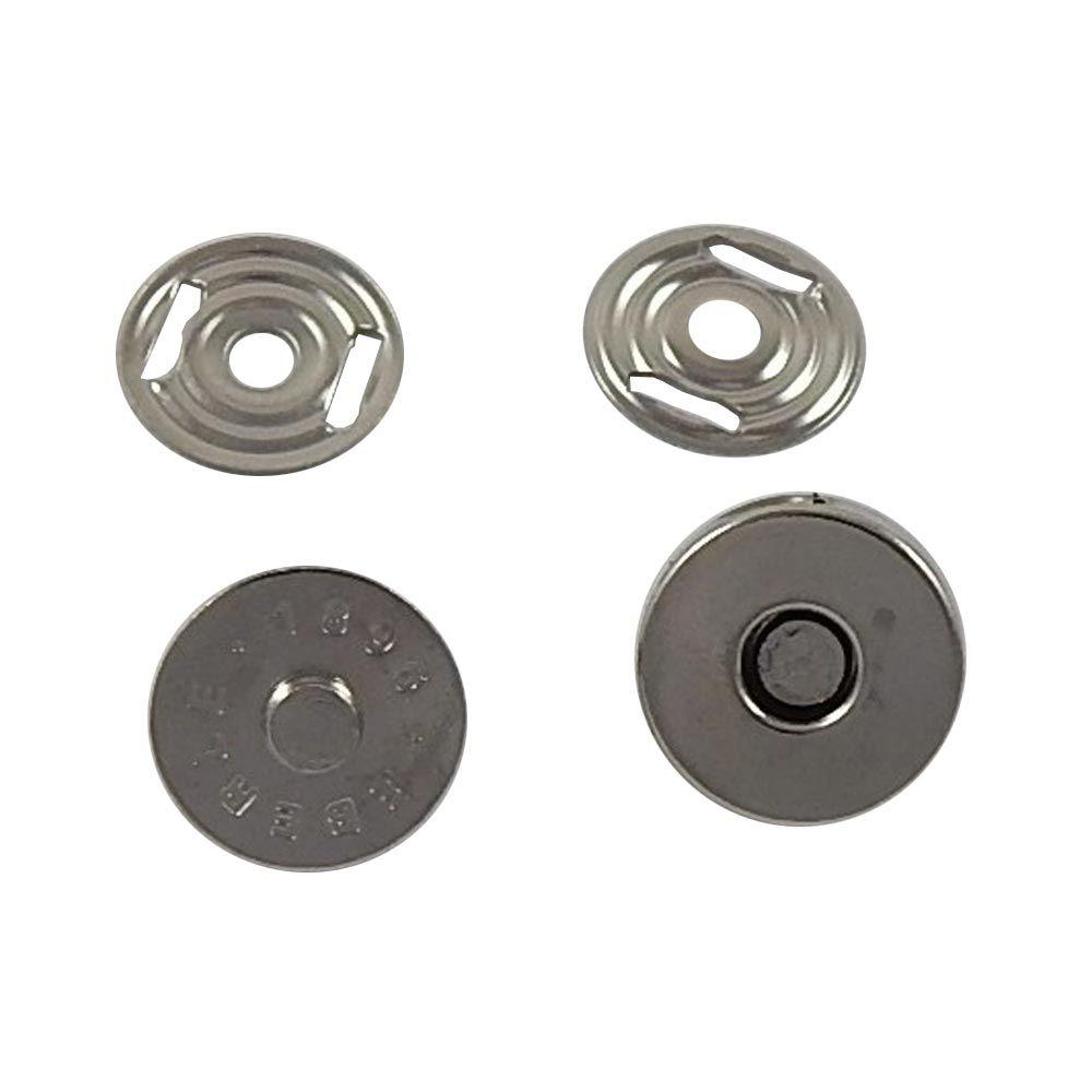 Botões Magnéticos Eberle - Pacote com 3 unidade