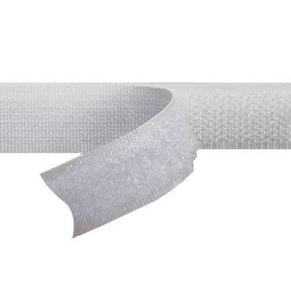 Fecho de Contato Aquarela Branco - 16mm / 5m