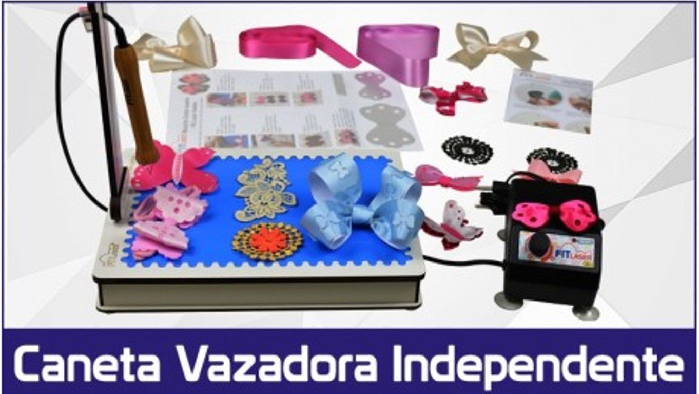 Fit Laser Caneta Vazadora Independente - 110V