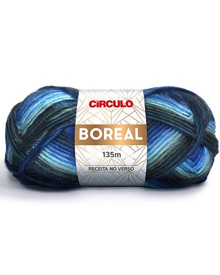 Lã Boreal - 100g