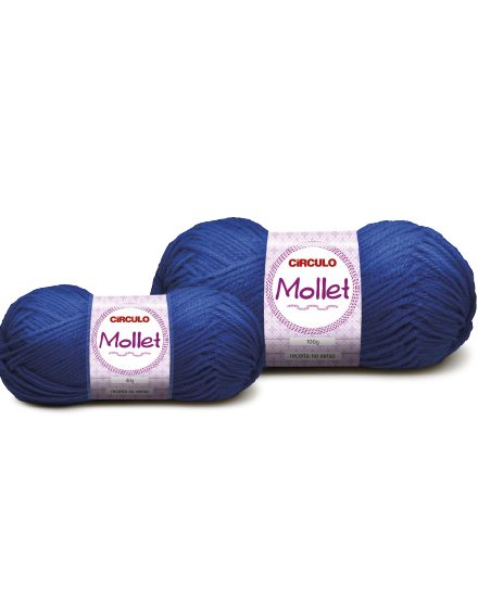 Lã Mollet - 100g