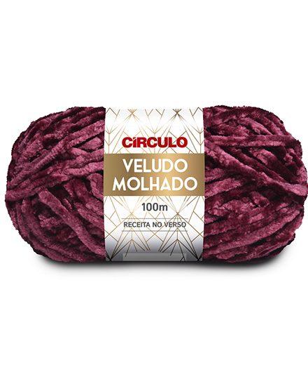 Lã Veludo Molhado - 100g