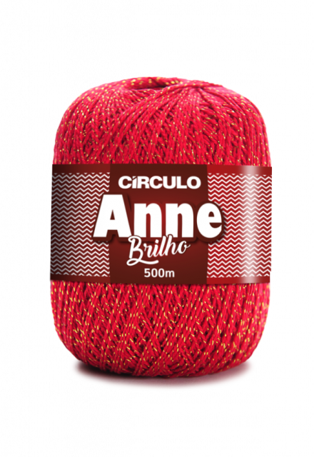 Linha Anne Brilho - 150g