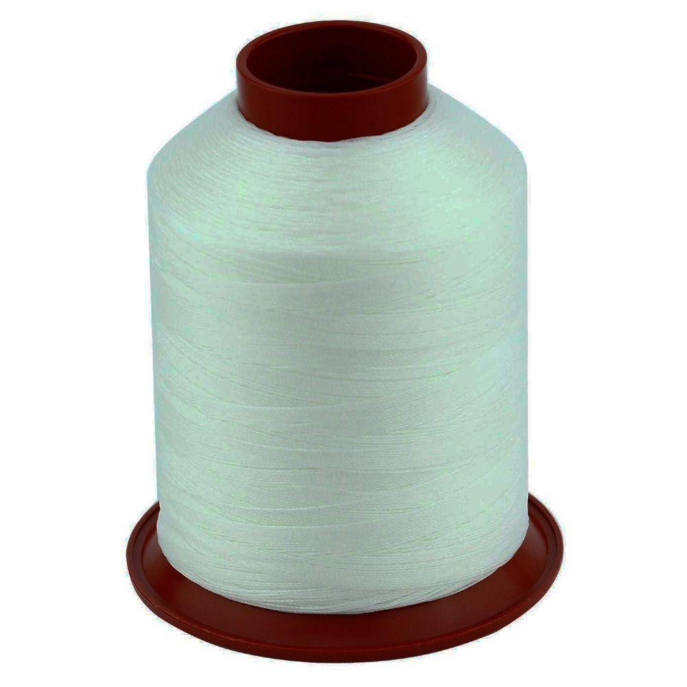 Linha Nylon Plastificado Settanyl 40 e 60 Branca - 80g