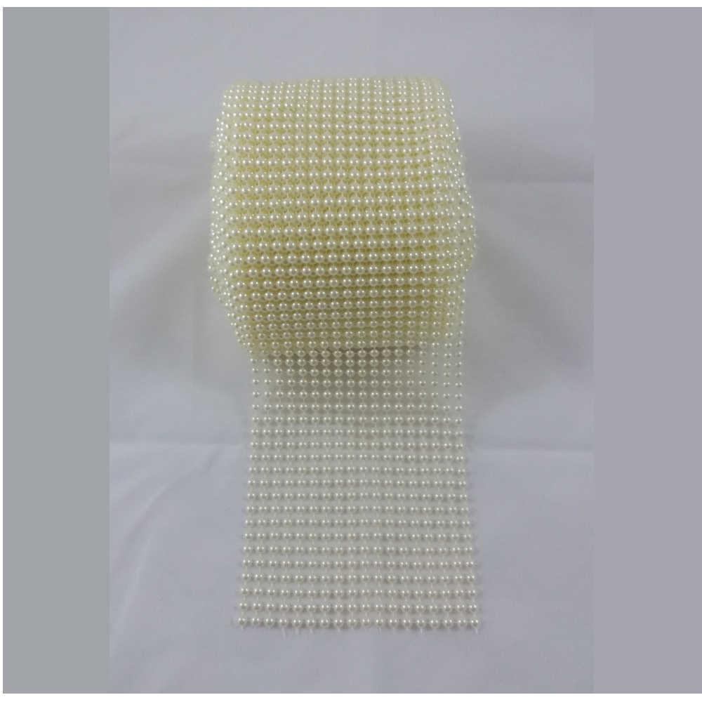 Manta de meia Perola ABS 6mm / 11cm x 1m