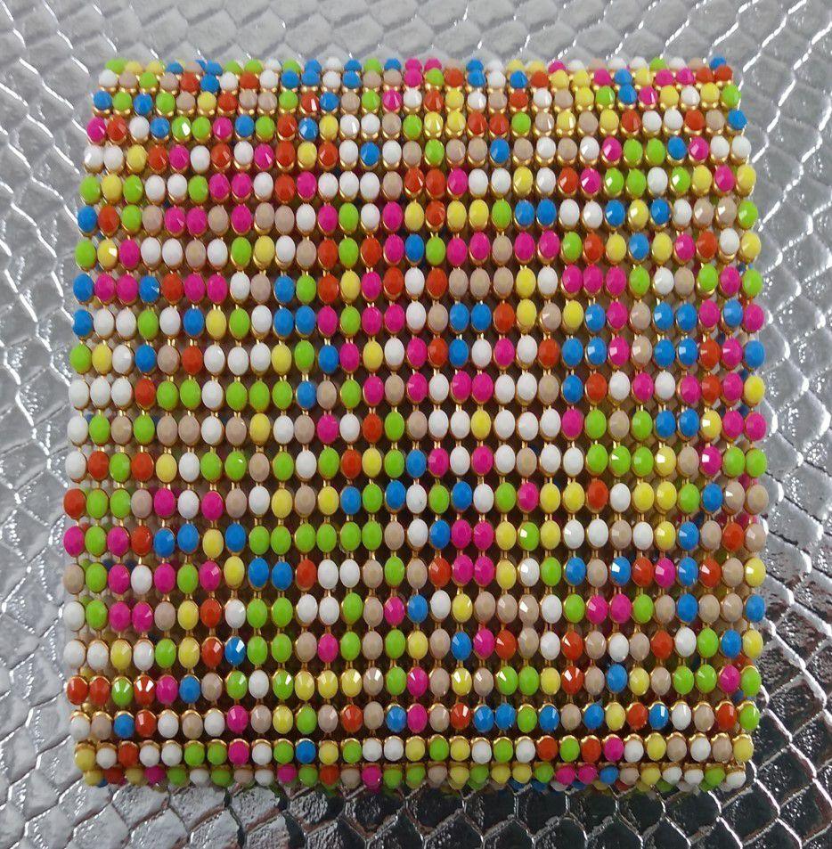 Manta Termocolante Colorida 10 x 40 cm unidade