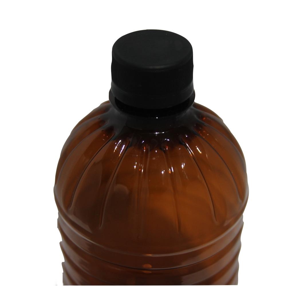 10 unid. Growler PET - 500ml (com tampa)