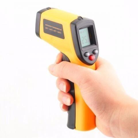 Termômetro Laser Digital Infravermelho Temperatura -50º~400º