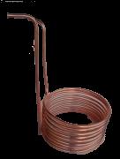 Chiller Resfriador de Mosto 7,5m - Cobre