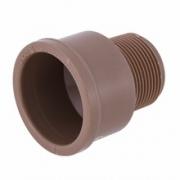 Conexão PVC Redução Cano 20 (Colar) X Rosca 1/2