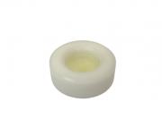 Conexão Tampão PP para Válvula Extratora de Barril c/ Junta de Silicone