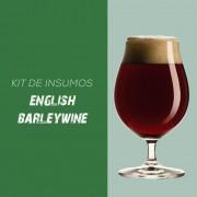 Kit de Insumos Receita Cerveja Artesanal English Barleywine
