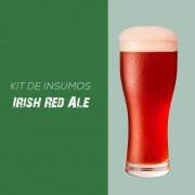 Kit de Insumos Receita Cerveja Artesanal Irish Red Ale