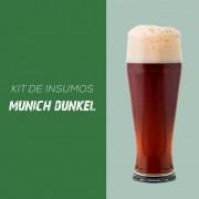 Kit de Insumos Receita Cerveja Artesanal Lager Munich Dunkel