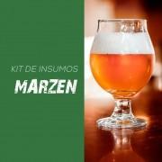 Kit de Insumos Receita Cerveja Artesanal Marzen
