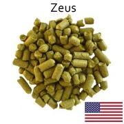Lúpulo Zeus - Pellet