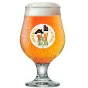Taça de Cerveja Tulipa Vidro Beer Master 380ml
