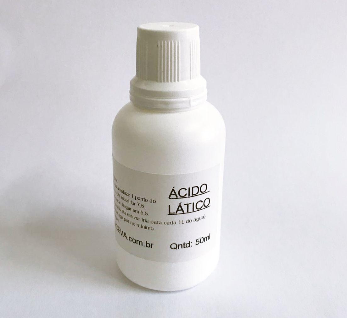 Ácido Lático - 50mL