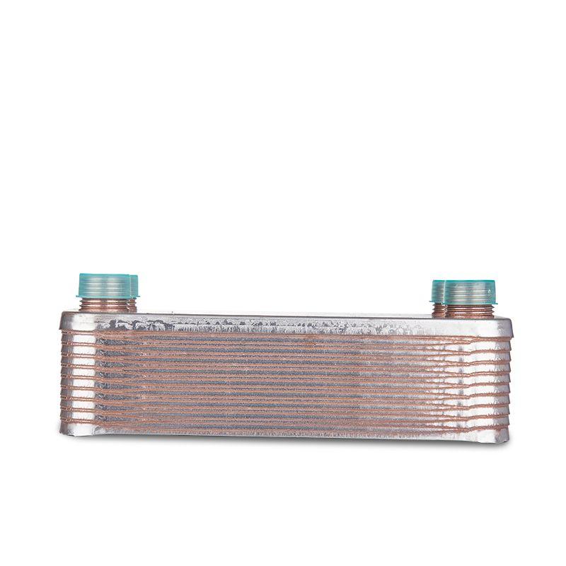 Chiller Trocador de Calor em Inox (12A) - 20 ou 30 Placas