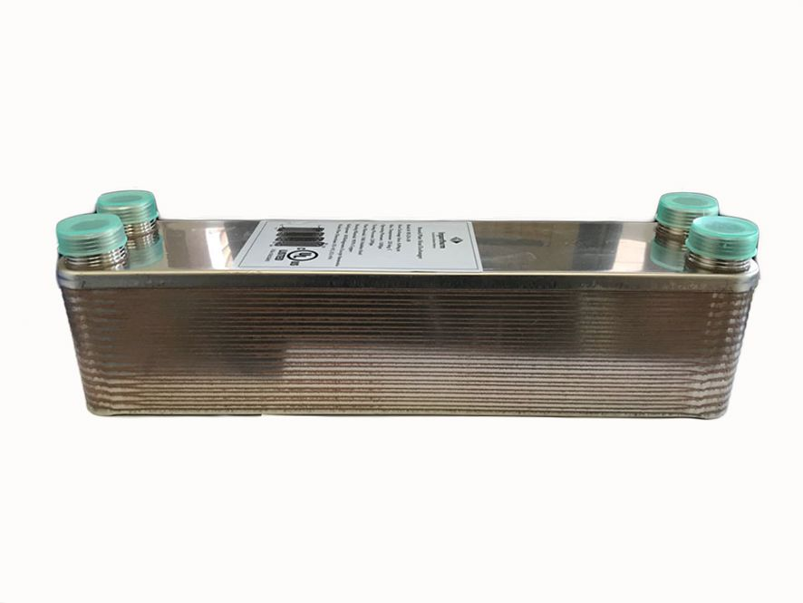 Chiller Trocador de Calor em Inox (23A) - 20 ou 30 Placas
