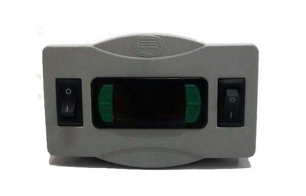 Controlador de Temperatura Com Console MT512E 2HP