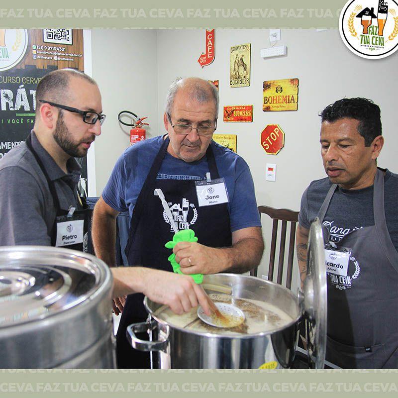 Edição #33 - Curso Cervejeiro Prático - Turma 07/03/2020