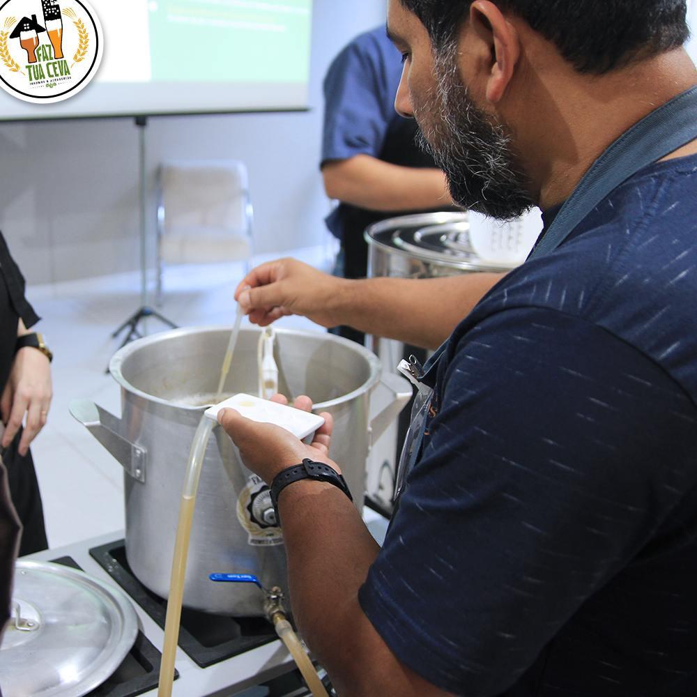 ESGOTADO - Edição #35 - Curso Cervejeiro Prático - Turma 23/10/2021