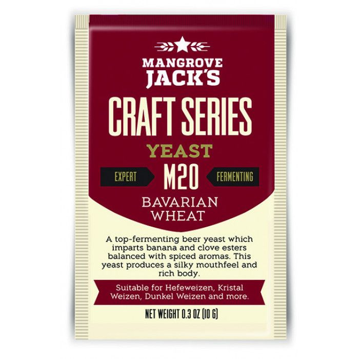 Fermento Bavarian Wheat - Mangrove Jacks M20