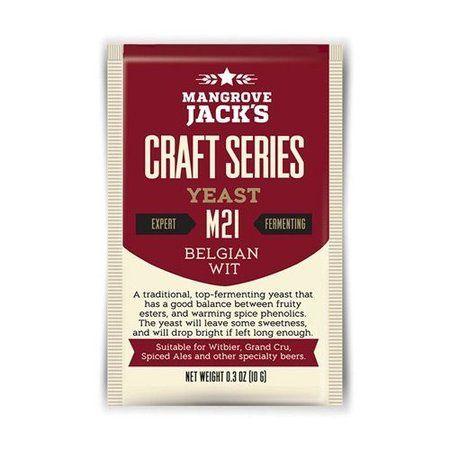 Fermento Belgian Wit - Mangrove Jacks M21