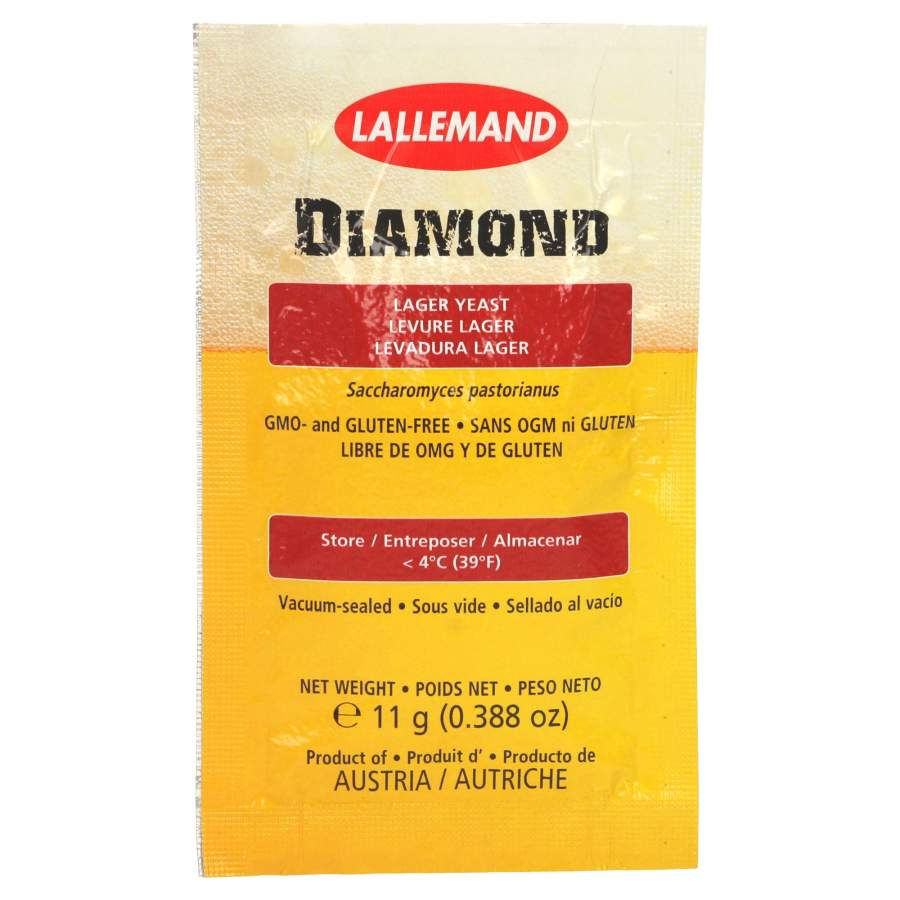 Fermento Diamond Lager - Lallemand