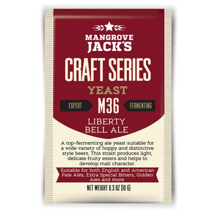 Fermento Liberty Bell Ale - Mangrove Jacks M36