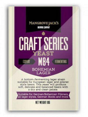 Fermento Mangrove Jacks M84 - Bohemian Lager