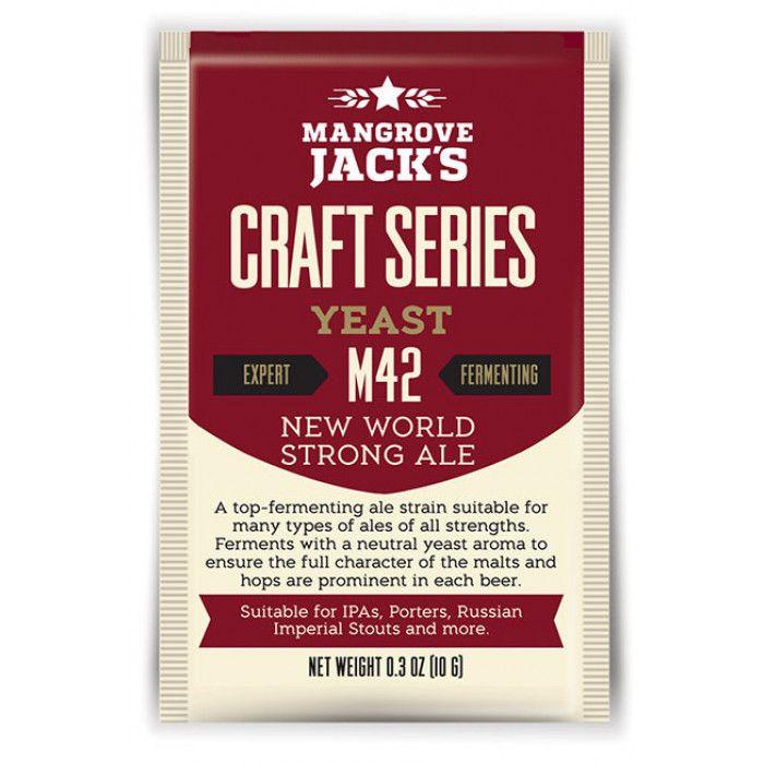Fermento New World Strong Ale - Mangrove Jacks M42