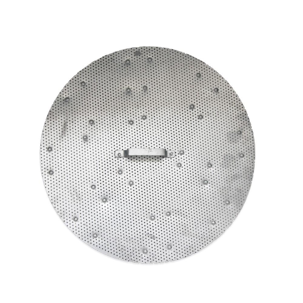 Fundo Falso Alumínio Cerveja Artesanal - 40cm