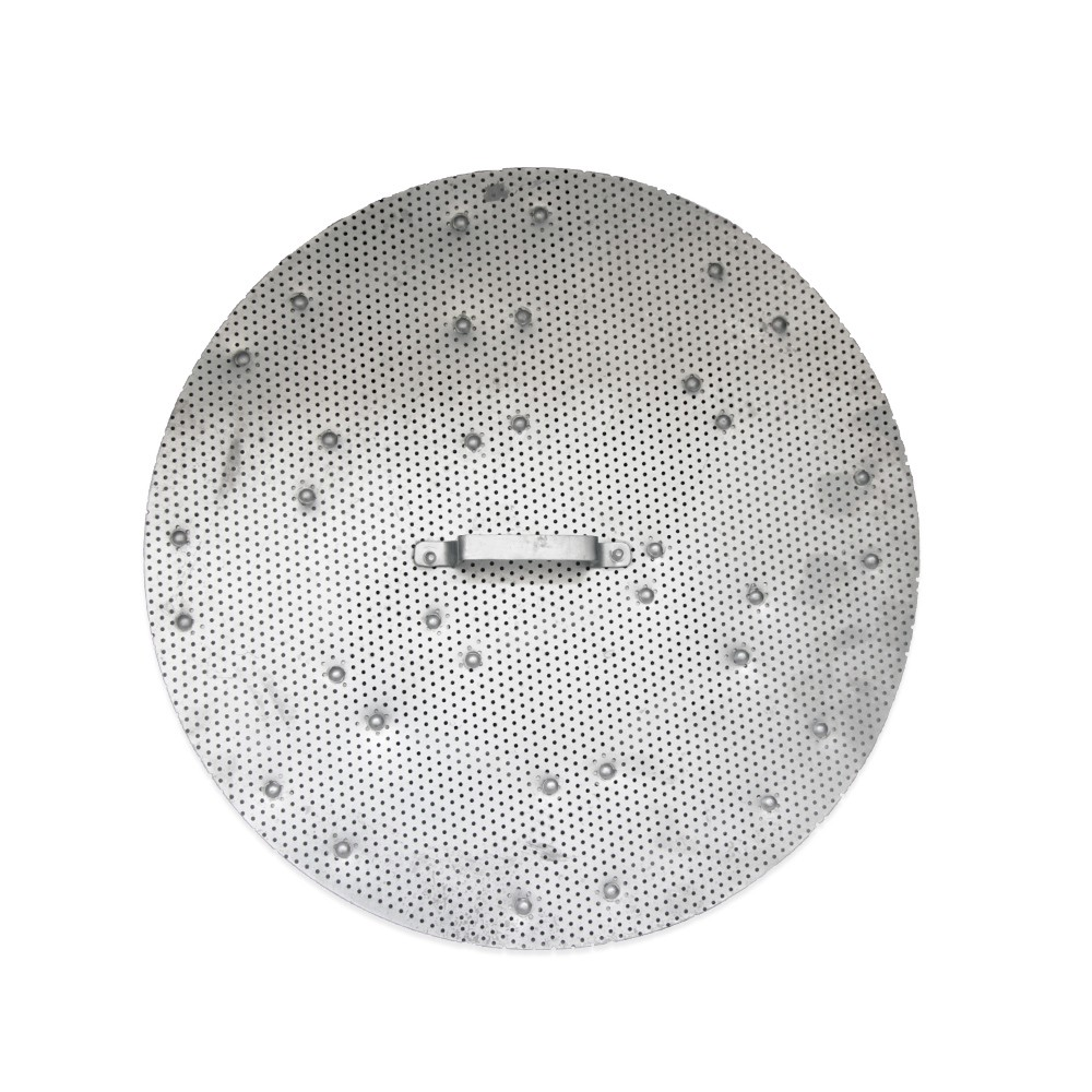 Fundo Falso Alumínio Cerveja Artesanal - 45cm