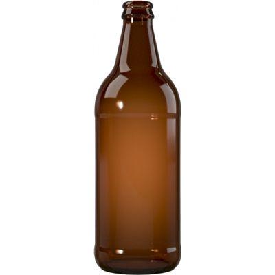 Garrafa Caçula 600mL Envase Cerveja Artesanal