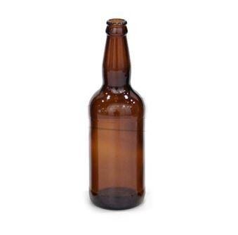 Garrafa Inglesa 500mL Envase Cerveja Artesanal